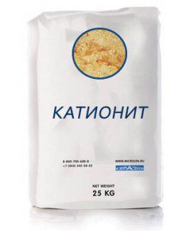 Катионит/ Анионит